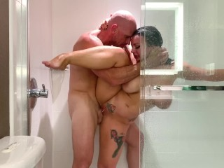 Johnny Sins – Insane Shower Sex