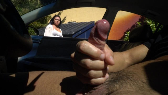 Avy scott ass parade Niche parade - cock flash in alley for sexy latina
