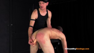 Total Domination of Young College Twink - Bareback BDSM