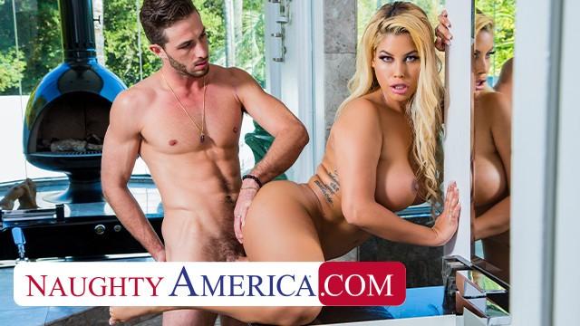 Adult movie producer naughty america Naughty america bridgette b. works the plumbers pipe