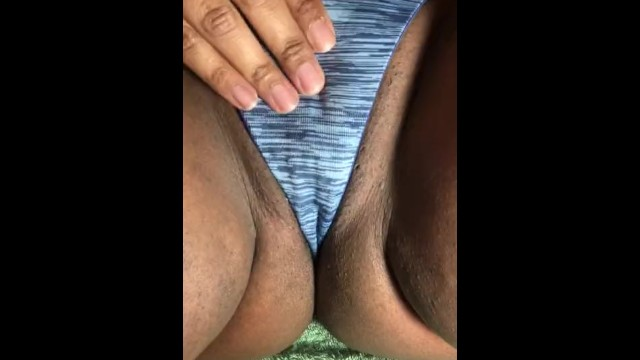 SQUIRTING UNTIL I CUM! Night time Clit rubbing and fingering before bed! 18
