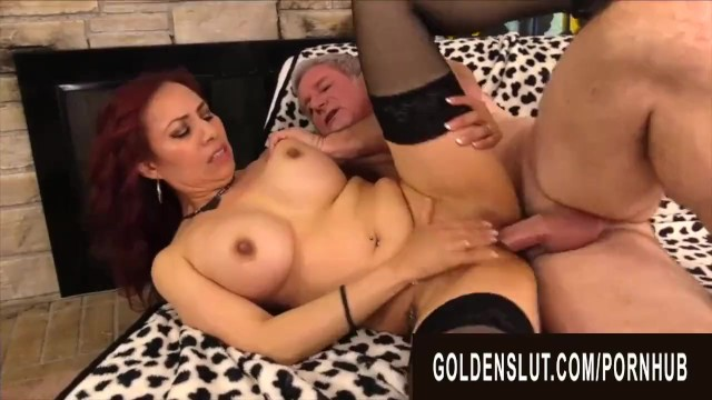 Sexy vanessa bronw info - Golden slut - banging busty older beauties compilation part 2