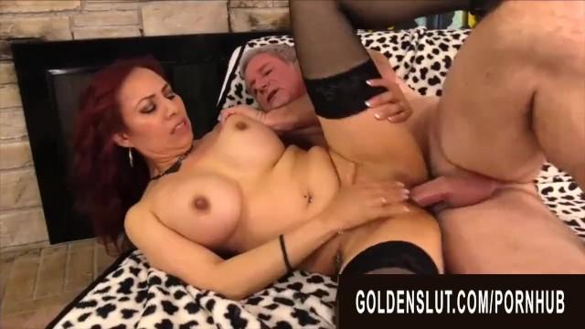 Vanessa de rio anal Golden slut - banging busty older beauties compilation part 2