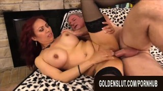 Golden Slut - Banging Busty Older Beauties Compilation Part 2