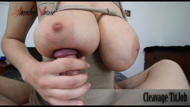 Squirting pussy free preview Cleavage titjob titjob and titty creampie - preview - by amedee vause