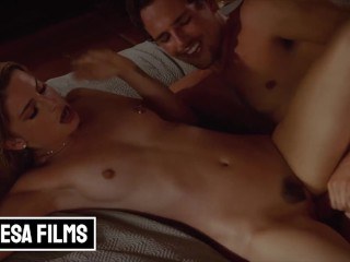 Bellesa – Hot couple Kristen Scott, Tyler Nixon fuck one last time