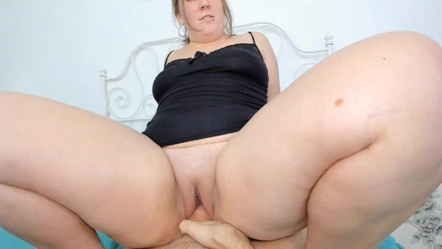 Mom pussy - Fucked pussy in cowgirl pose. pov. ride him mom