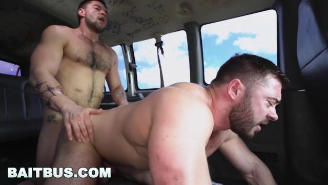 Because you are gay - Bait bus - str8 bait aspen fucking derek bolt on loop. watch until you cum