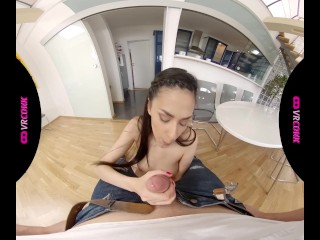 VRConk POV Dick Rough Licking And Sucking VR Porn