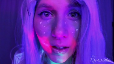 Galaxy Girl Wants to Abduct You Mesmerize