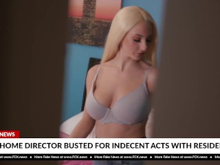 Sex Having xxx: FCK News - Group Home Director Caught Having Sex With Residents