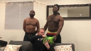 BLACKED Two Black Men and I Enjoy One Another's Company