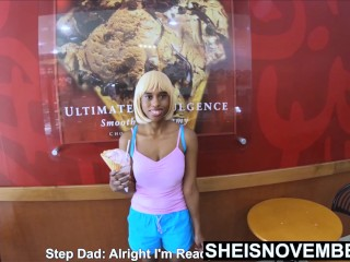 Paid daughter with ice cream sex sodomizing naive...