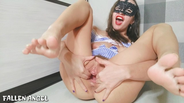 Power fist welders - Pussy became a creamy after a powerful fist and got orgasm with a squirt