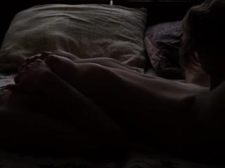 Sensual erotic sex whole body kissing nipple sucking...