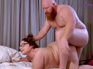 Thor johnson xxx hammers lil kiwwi with his...