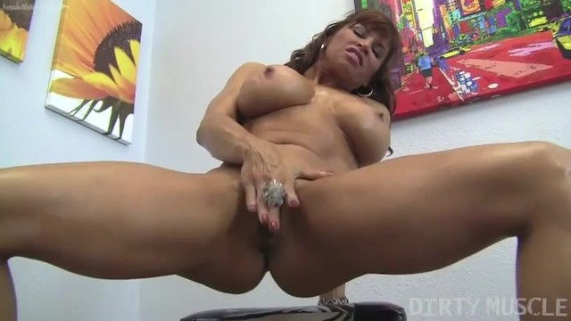 Devon michaels porn star - Female muscle porn star devon michaels gives you hot close-ups of her pussy