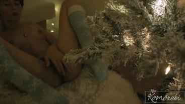 GFE Christmas Body Tease
