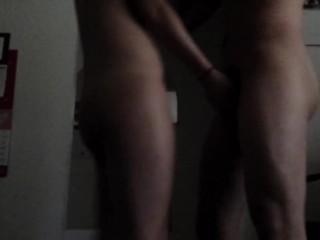 Knees squeezes part 1...