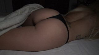 POV-as soon as you wake up don't fuck my ass please!