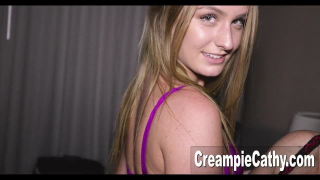 Barry cathy hardcore - Her 1st creampie gangbang - daisy