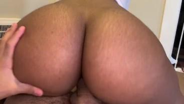 bubble butt dick riding