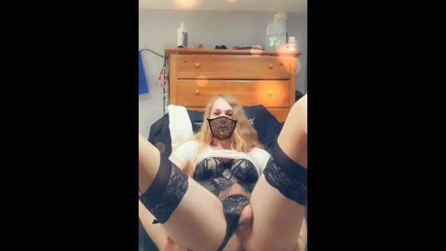 Amateur;Blonde;Masturbation;Anal;Teen (18+);Transgender;Exclusive;Verified Amateurs;Solo Trans sissy, sissy-slut, sissification