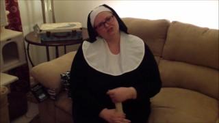 Naughty Nun JOI