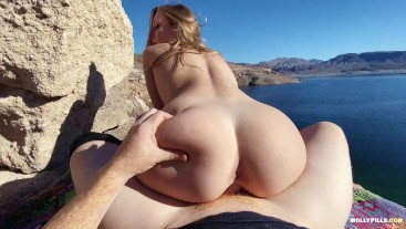 Amateur Couple Lakeside Adventure Porn - Molly Pills - Paradise POV