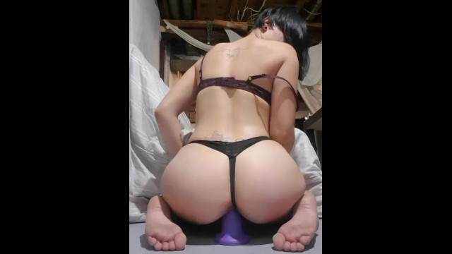 Amateur;Exclusive;Verified Amateurs;Solo Female fucking-her-toy, tease