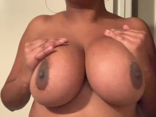 Busty College Student Showing You Her Natural Tits