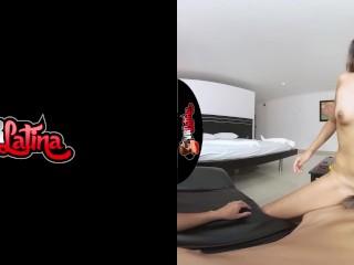 VRLatina – Super Cute 18Yr Old Latina Fucked Hard – VR