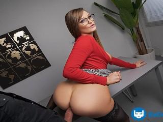 british, virtual reality, blonde, thick dick, badoink vr, professor, pov, spex, big dick, natural boobs, vr porn, glasses, 60fps, teacher, pornstar, babe, honour may, student, 3d, 180°, college, hardcore, stockings, classroom