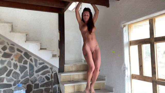 A guy traveling naked blog - Naked traveler - the new pornstar