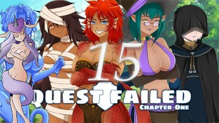 Let's Play Quest Failed: Chaper One Uncensored Episode 15
