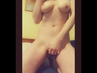 Big breasted milf and pussy imaginable...