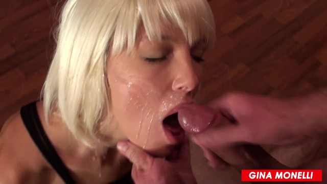 CUM IN MOUTH AND FACIAL COMPILATION  HUGE CUMSHOTS  BLOWJOB MILF 18
