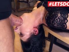 Bums Buero - Secretary Damsel Make A Deep Blowage To Her Boss - Letsdoeit
