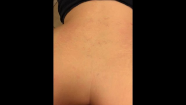 PAWG WIFE BENT OVER 1