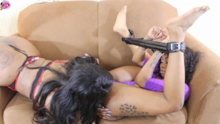 Ebony Black Submissive