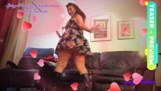 BBW Valentine Strip Tease and Dance - PREVIEW