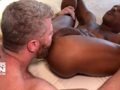 CAIN MARKO'S THICK GINGER COCK BREEDS ADRIAN HART'S TIGHT ASS FOR CUTLER