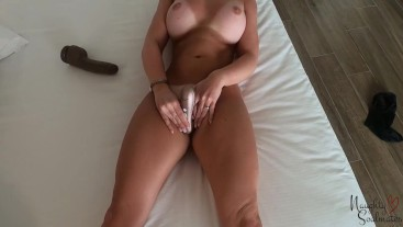 I love it when you watch me cum - Naughtysoulmates