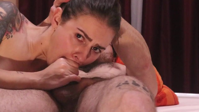 Eating Her Cum Filled Pussy