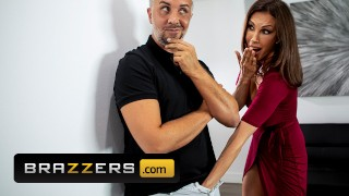 Brazzers - Milf Shay Sights fuck's her stepdaughter's big dick teacher