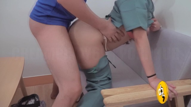Health nhs sexual health clinic - Pinay nurse gets fucked at a private clinic waiting area