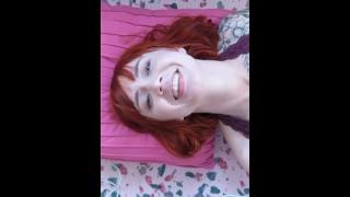 Redhead Eva Ray Beautiful Agony