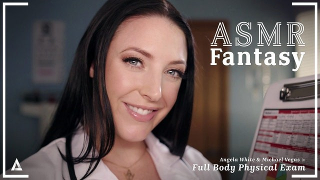 Body latex paint - Asmrfantasy - dr. angela white gives full body physical exam