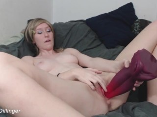 v150 HUGE Dragon Tongue Pussy Pleasing *OLD VIDEO* NEWER VIDS IN FULL HD