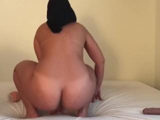 Hijab arab girl masturbating